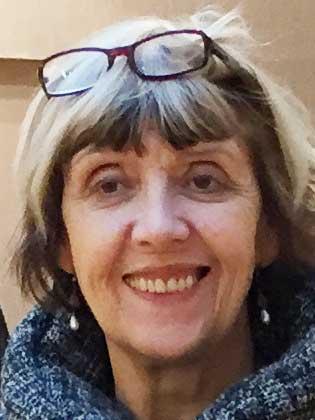 Linda Müller-Kuna Dipl. Psychologin,  approb. Psychologische Psychotherapeutin
